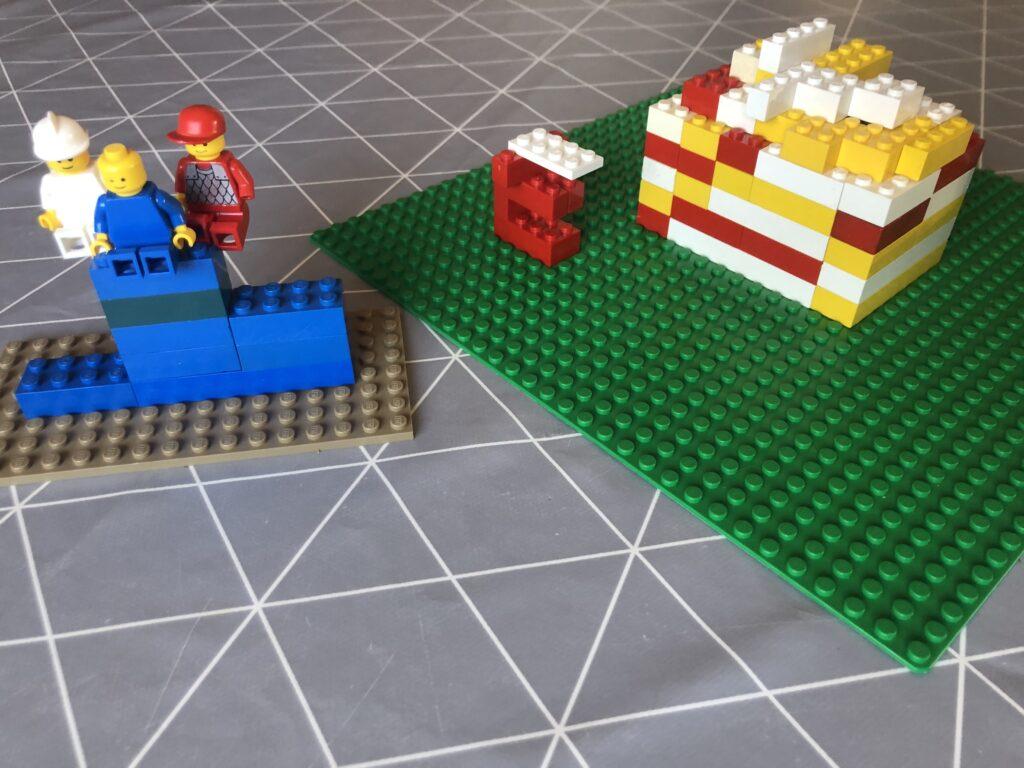 Byg tårn med metafor
